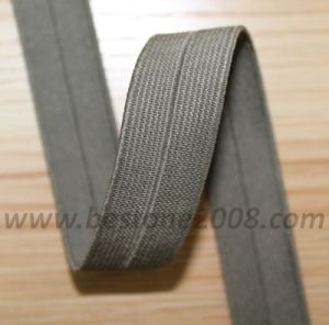 High Quality Folding Elastic Band for Bag and Garment Accessories Webbing pictures & photos