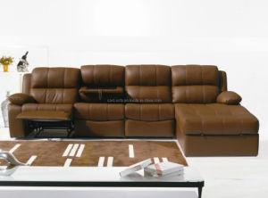 China Recliner Corner Sofa S8192c
