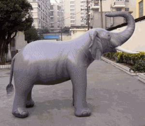 Giant Inflatable Elephant for Advertising