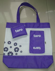 Non Woven Foldable Bag pictures & photos
