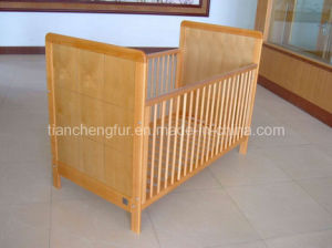 Solid Pine Cot (TC8009)
