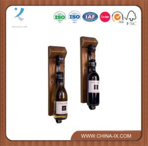 Custom Wine Single Bottle Display Rack
