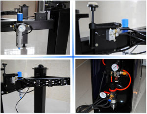 Zdt Precision Self-Balancing Anti Vibration Optical Test Table pictures & photos