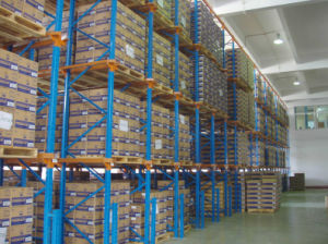 Drive in Shelving Warehouse Storage Pallet Racking