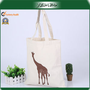 Factory Made Recycled Advertising Canvas Tote Bag for Promotion pictures & photos