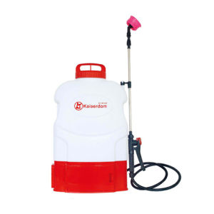 18L Knapsack Electric Battery Sprayer (KD-18D-007) pictures & photos