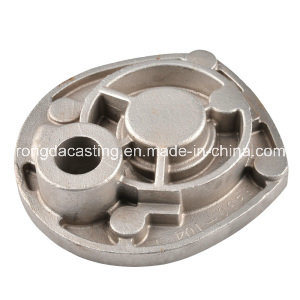 Water Glass Investment Casting, Steel and Iron Casting