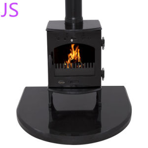 China Curved Granite Fireplace Hearth For Stoves And Fireplace Base