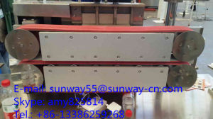 Two-Layer PE Seamless Extruding Machine pictures & photos