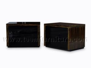 2016 New Style Night Side Hotel Night Stand Sm-B09 Unique Night Stands Dark Wood Night Stands pictures & photos