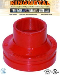 FM/UL Fire System Used Fire Fighting Concentric Grooved Reducer. pictures & photos