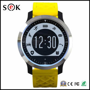 Sport Waterproof IP68 Smart Bluetooth Watch with Heart Rate Monitor Supporting Swimming Pedometer Running Fitness pictures & photos