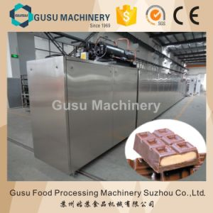 SGS SUS304 Chocolate Bar Casting Machine (QJJ175) pictures & photos