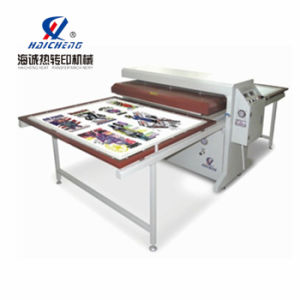 Hydraulic Large Format Heat Transfer Printing Machine