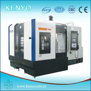 High Precision CNC Horizontal Machine Center