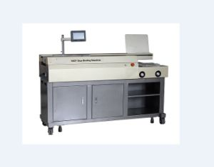 Perfect Glue Book Binding Machine (HSD60-A4) pictures & photos