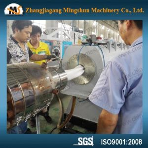 Plastic PVC Water Pipe Extruding Equipment