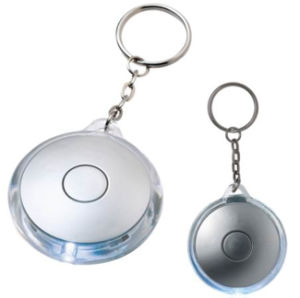 Promotion LED Light Keychain with Logo Printed (4066)