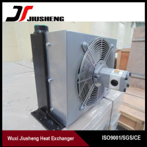 Wuxi Hydraulic Oil Cooler with Fan for Doosan pictures & photos