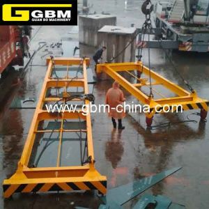 Machinery Semi Automatic Container Spreader Container Lifting Spreader pictures & photos