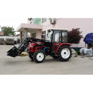 Farm Tractor with Front End Loade Made in China pictures & photos