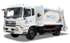 Garbage Compressed Truck (self load) pictures & photos