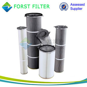 Forst Cement Plant Pleated Air Filters pictures & photos