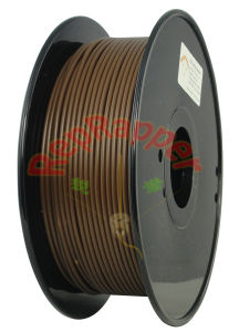 Well Coiled PLA 3.0mm Chocolate 3D Printing Filament