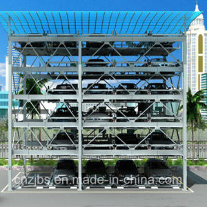 Q235 Steel Parking Structure pictures & photos