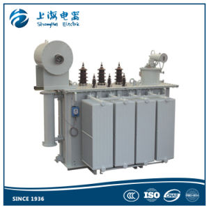 33kv 630kVA Oil Immersed Distribution Transformer