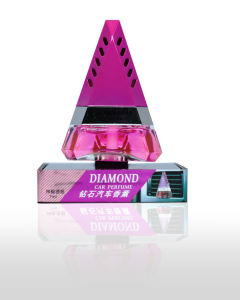 Hot Sale Diamond Car Air Freshener Vent Car Perfume pictures & photos