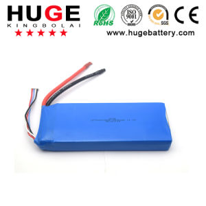3.7V Li-Polymer Rechargeable Battery Pack pictures & photos