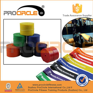 High Quality Gym Compression Floss Band Resistance Band (PC-RB1013-1016) pictures & photos