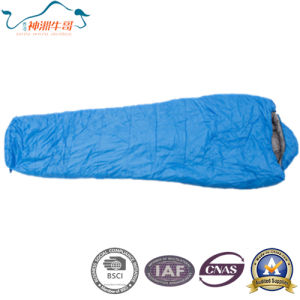 Heated Easy Carry Mummy Sleeping Bag for Camping