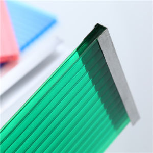 10mm Twin Wall Hollow Polycarbonate Sheet