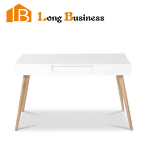 White Painted Low Wood New Design Console Table Lb Al5004
