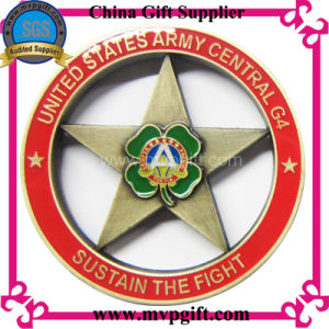 3D Challenge Coin for Military Gift pictures & photos