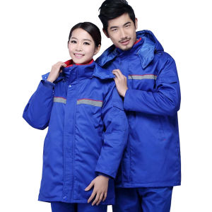 OEM Factory Winter Industrial Overall Safety Work Uniform pictures & photos