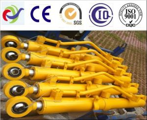 Multistage Telescopiic Hydraulic Cylinder From China