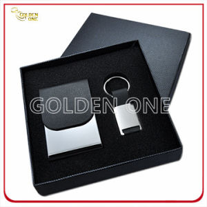 Business Metal Card Holder and Key Chain Gift pictures & photos