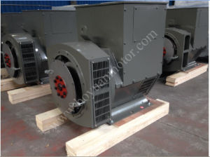 AC Copy Stamford Brushless Industrial Electric Alternator Generator Dynamo 6kw~160kw pictures & photos