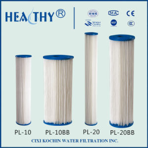 Pleated Cellulose Filter Cartridge (KCPL) pictures & photos