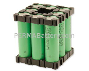 China Best Li Ion Battery Pack 18650 3 7v 17 6ah With Pcm And