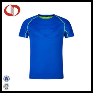 Wholesale Dry Fit Sportswear Clothing Mans T Shirts Design pictures & photos