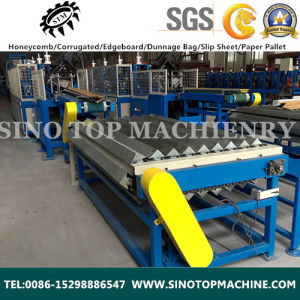 Paper Roll Edge Corner Protector Converting Making Machine China Price pictures & photos