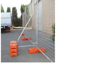 Plastic Feet/Plastic Temporary Fence Base/Fence Feet/Plastic Fence  Feet/Standard Concrete Fence Feet