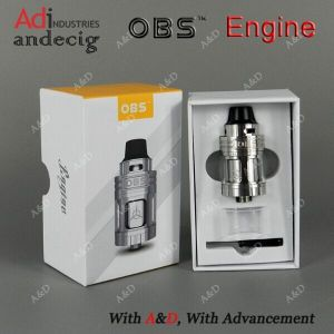 Original Obs Engine Rta Tank Silver in Stock pictures & photos