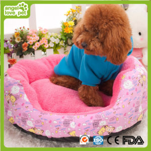 Lovely Canvas Fabric Pet Bed for Dog and Cat pictures & photos