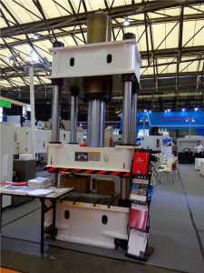 Deep Drawing or Shallow Drawing Machine, Pressing Machine, Hydraulic Press Model Y28-200t pictures & photos