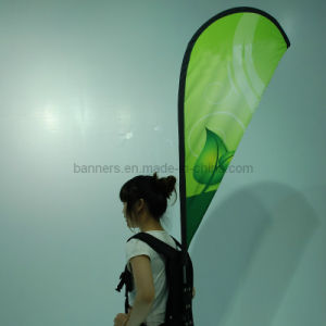 Custom Teardrop Advertising Backpack Banner pictures & photos
